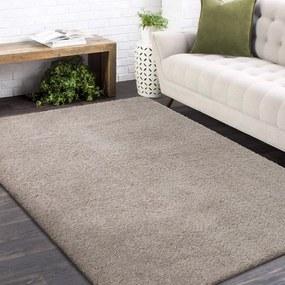 DomTextilu Štýlový koberec v latte farbe 26753-185648