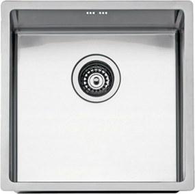 Sinks nerezový drez BOX 450 RO