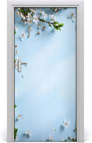 Fototapeta samolepiace  kvety višne