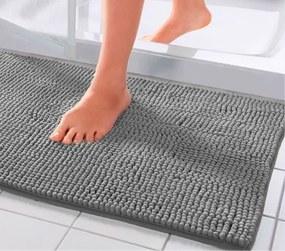Die moderne Hausfrau Koupelnová předložka SUPER-SOFT, ostružina