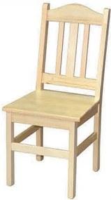 AMI nábytok židle č.1 borovice