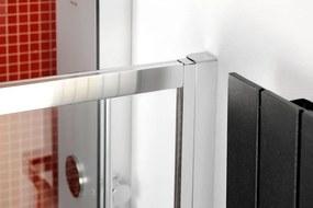 POLYSAN - Lucis Line obdĺžniková sprchová zástena 1400x900mm L/P varianta (DL1415DL3415)