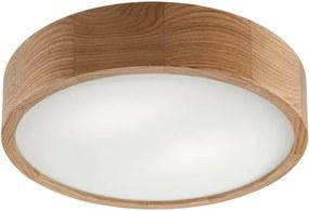 Stropné svietidlo Temar CLEO 375 dub