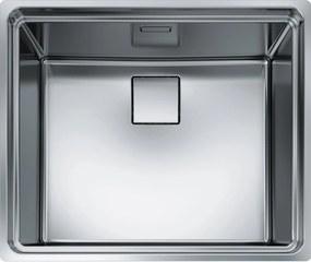 Franke Centinox CEX 210/610-50, 555x465 mm, nerezový drez 127.0120.044