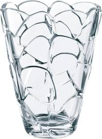 Váza z krištáľového skla Nachtmann Petals, výška 22 cm