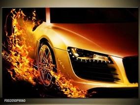 Obraz na plátne Detail autá, Obdĺžnik 120x80cm 87,92 €