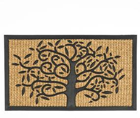 BO-MA Trading Rohožka slabá strom, 40 x 70 cm
