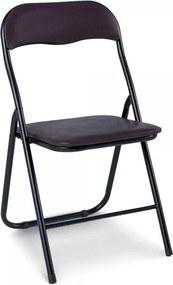 Konferenčná stolička Connor hnedá