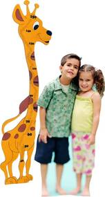 Meter detský veľký Žirafa usmievavá