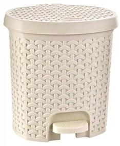 Orion domácí potřeby Odpadkový koš RATAN 5,5 l