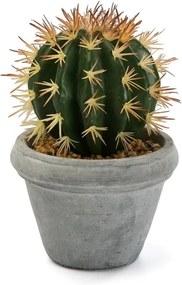 Umelý kaktus v betónovom kvetináči Versa Pot Home