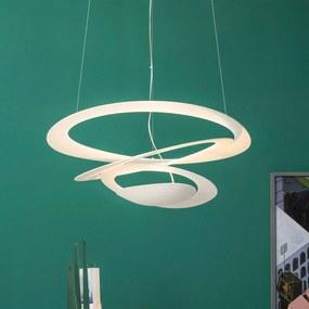 Stropné LED svietidlo Artemide Pirce Micro biele