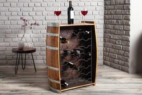 Regál na víno Wine / mango