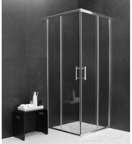 Sprchový kout MEXEN RIO transparentní, 90x90 cm