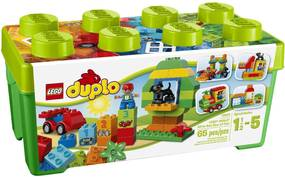 LEGO® DUPLO® DUPLO Toddler 10572 Box plný zábavy
