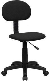 Dětská stolička INFANO - čierna
