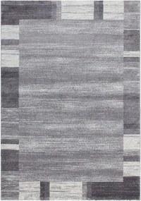 Lalee koberce Kusový koberec Feeling FEE 500 Silver - 80x150 cm