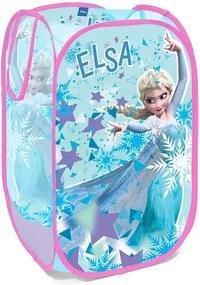 SEVEN Kôš na hračky Ľadové Kráľovstvo Elsa Polyester, 36x36x58 cm