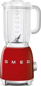 50's Retro Style blender 1,5l plastová nádoba červený - SMEG