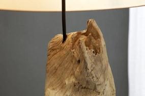 Bighome - Stojaca lampa DELTA CEPHEI - béžová