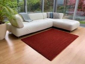 Vopi koberce Kusový koberec Udine terra - 400x500 cm