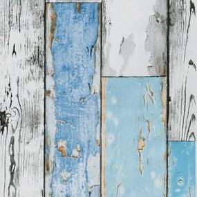 Samolepiace fólie Scrapwood, metráž, šírka 45cm, návin 15m, GEKKOFIX 12878, samolepiace tapety