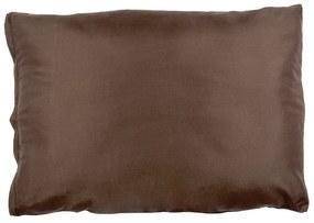 4Home Obliečka na vankúšik hnedá, 50 x 70 cm, 50 x 70 cm