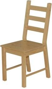 Sconto Jedálenská stolička ANTON prírodná