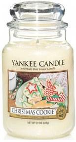 Yankee candle CHRISTMAS COOKIE VEĽKÁ SVIEČKA 115504