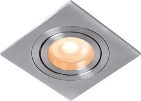 zápustné stropné svietidlo bodové Lucide TUBE 1x42W GU10
