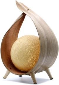 Kokosová lampa - Prírodná Slučka