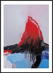 Abstraktní obraz PERSISTENCE I., 500x700 mm PERS1-500x700 Artylist