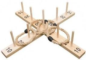 Záhradna hra Plum hádzanie kruhov