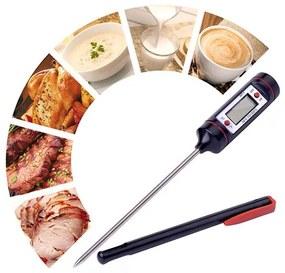 Digitálny kuchynský teplomer