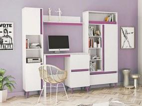 SB Detská izba TIP 4 - ružová