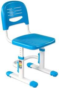 Rastúca stolička ST3 - Modrá