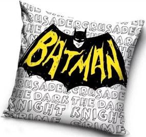 Javoli Povlak na vankúš Batman 40 x 40 cm