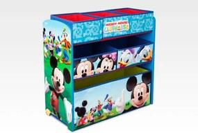 Delta Detská komoda Mickey Mouse - farebná