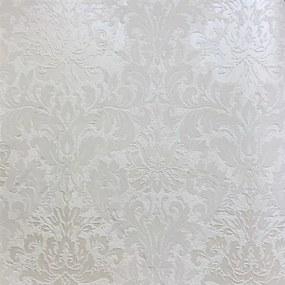Vliesové tapety, damašek biely, La Veneziana 3 57925, MARBURG, rozmer 10,05 m x 0,53 m