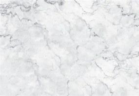 Vliesové fototapety, rozmer 366 x 254 cm, biely mramor, W+G 00980