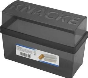 Box na krekry, čierna