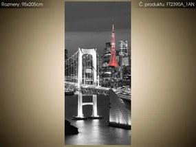 Fototapeta Dúhový most Tokio 95x205cm S-FT2390A_1AN(L