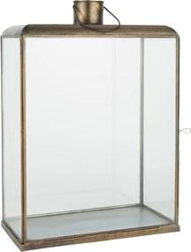 IB LAURSEN Kovový lampáš Lantern Large Oblong
