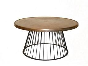 Konferenčný stolík Moycor Antique, Ø88cm
