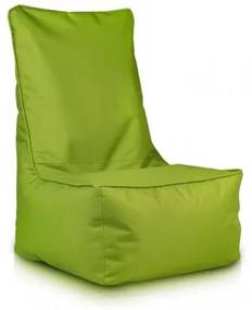 Ecopuf Sedací vak Ecopuf - ELEGANT polyester NC1 - Svetlo zelená