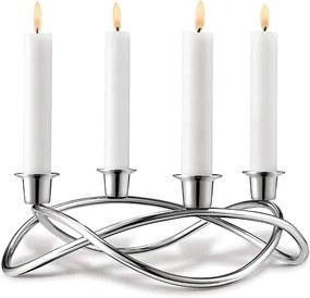 Svietnik Season pre 4 sviečky - Georg Jensen