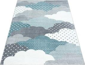 Ayyildiz koberce Kusový koberec Bambi 820 blue - 160x230 cm