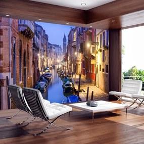 Fototapeta - Evening in Venice 100x70