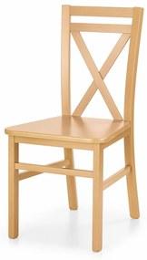 HALMAR Dariusz 2 jedálenská stolička dub medový
