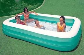 INTEX Bazén Swim Center Family 305 x 183 x 56 cm (zelený) 58484NP